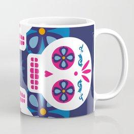 Talavera Blue Coffee Mug