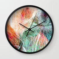 wizard Wall Clocks featuring Wizard by gui.