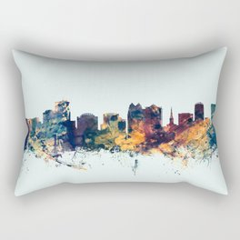 Orlando Florida Skyline Rectangular Pillow