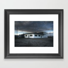 Industrial 3 Framed Art Print