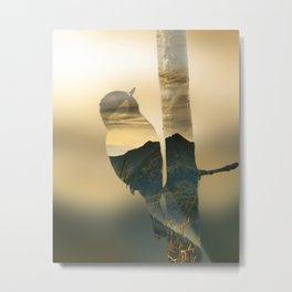 great mountain Metal Print
