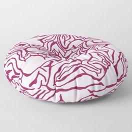 Cabbage Core Floor Pillow
