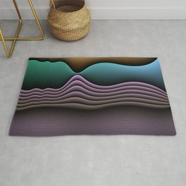 Face To Face Rug