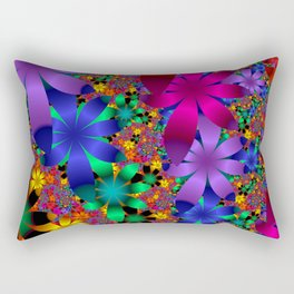 towel full of colors -a- Rectangular Pillow