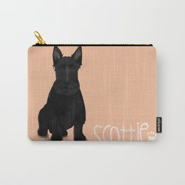 A Dogs Life - Scottie Carry-All Pouch