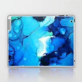 B L U E S Laptop & iPad Skin
