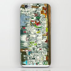 The Locals iPhone & iPod Skin