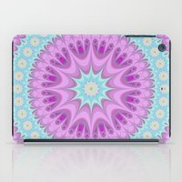 girly iPad Cases featuring Girly mandala by David Zydd
