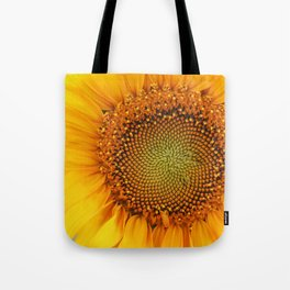 If the sun was a flower! Tote Bag