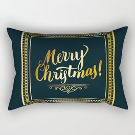 Christmas Time 2 Rectangular Pillow