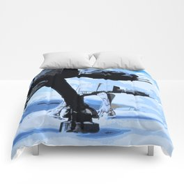 Empire AT-AT Walker Sci-fi Film, Movie Pop art, Geeky Home Decor, Nerdy Print Comforters