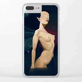 FAIRY Clear iPhone Case
