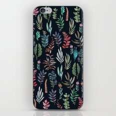 For Her, (nigth Garden!!) iPhone & iPod Skin
