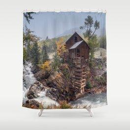 Lake house  Shower Curtain