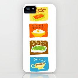 Mashed Potatoes + iPhone Case