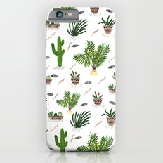 PLANTS ARE MY FRIENDS iPhone 6s Slim Case