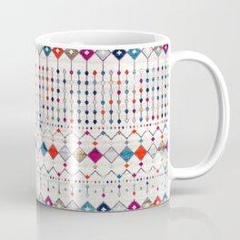 (N9) Modern Traditional Moroccan Artwork. Coffee Mug