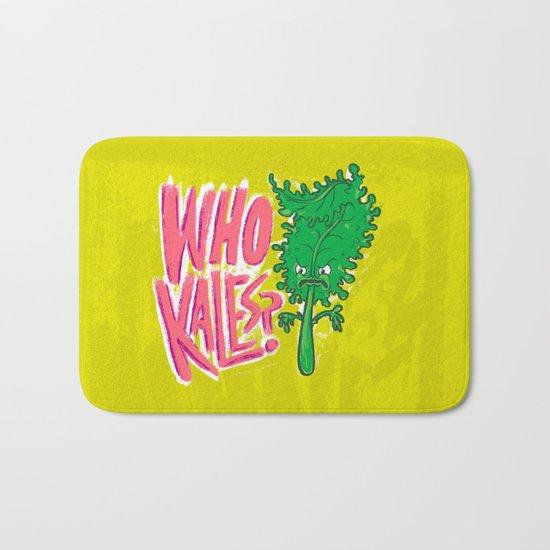 Who Kales? Bath Mat