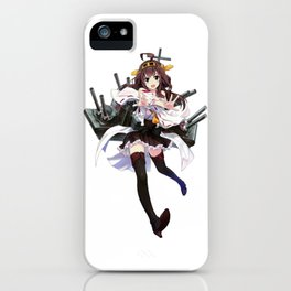 Kantai Collection - Kongou iPhone Case