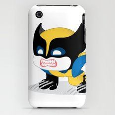 WOLVERINE ROBOTIC iPhone (3g, 3gs) Slim Case