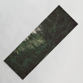 Pacific Northwest River - Nature Photography Yoga Mat