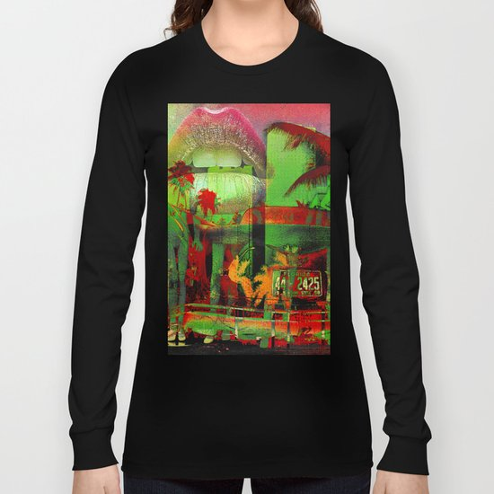 Near  Miami beach Long Sleeve T-shirt