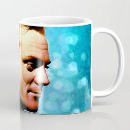 James Cagney, blue screen Coffee Mug