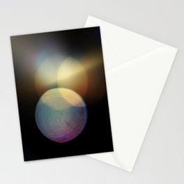 Lens Flair Stationery Cards