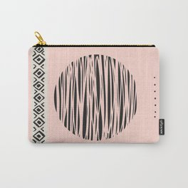 Modern Art - Abstract forms 027 Carry-All Pouch