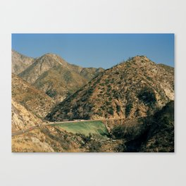 Angeles Forest Canvas Print