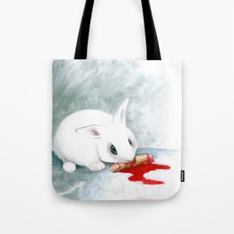 can i finish? Tote Bag