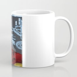 Iron-Man Coffee Mug