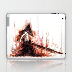 pyramid head Laptop & iPad Skin