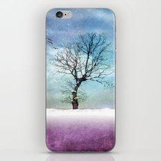WINTERTIME iPhone & iPod Skin
