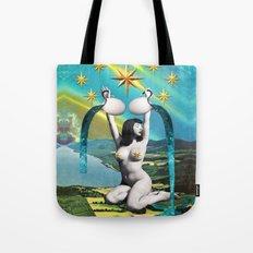 Divination Tarot: Star Tote Bag