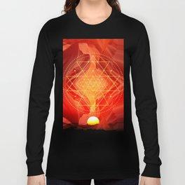 Inner Sunrise Long Sleeve T-shirt