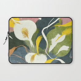 Arum Lily Laptop Sleeve