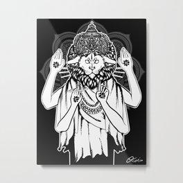 Narasimha Metal Print