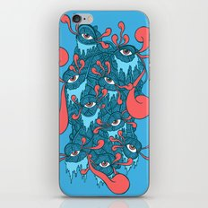 Of the Beholder iPhone & iPod Skin