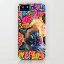 Hula Girl iPhone Case
