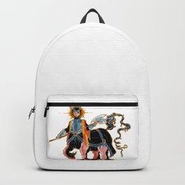 Middle age Centaur Backpack