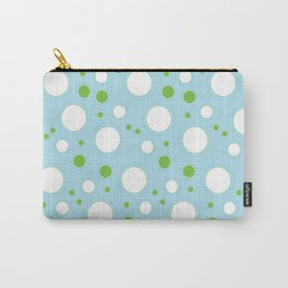 Blueberry Fizz Carry-All Pouch