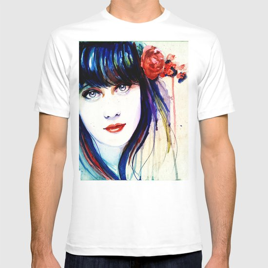 Zooey Watercolor T-shirt