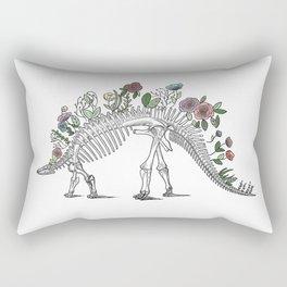 Stego-flora-saurus Rectangular Pillow