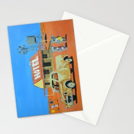 The Aussie Hotel Stationery Cards