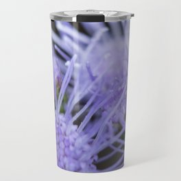 Blue mist blooms Travel Mug