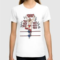 wwe T-shirts featuring Daniel Bryan (WWE) by RandallTrang