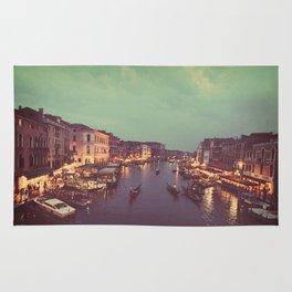 Pretty Lights in Venice  Rug