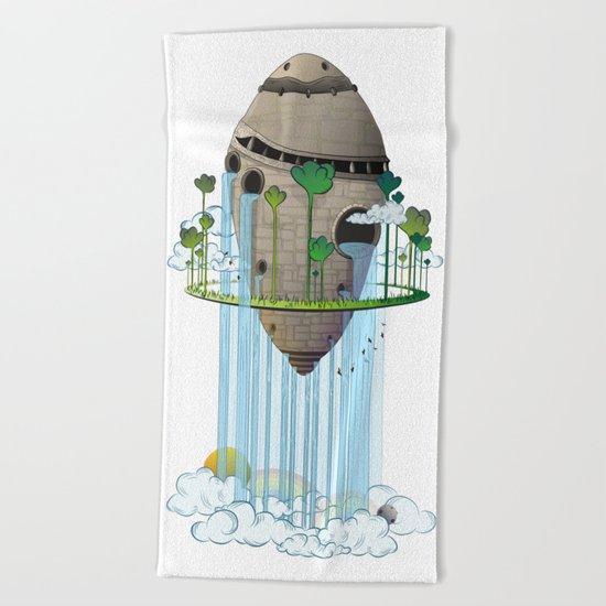 The Ancient Beach Towel
