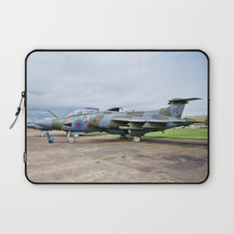 Buccaneer aircraft Laptop Sleeve